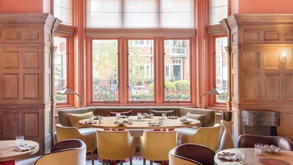 Room's view - Hélène Darroze at The Connaught, London