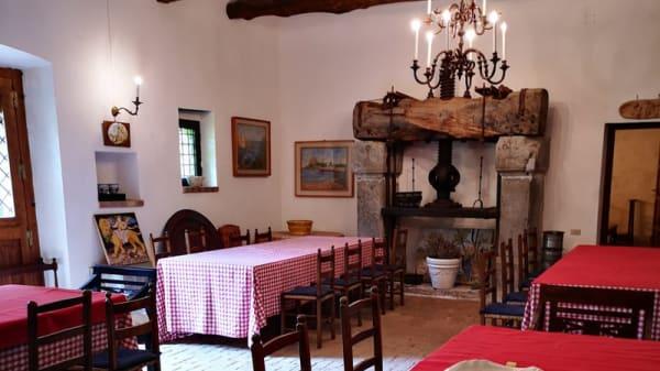 Vista sala - Masseria San Massimo, Teano