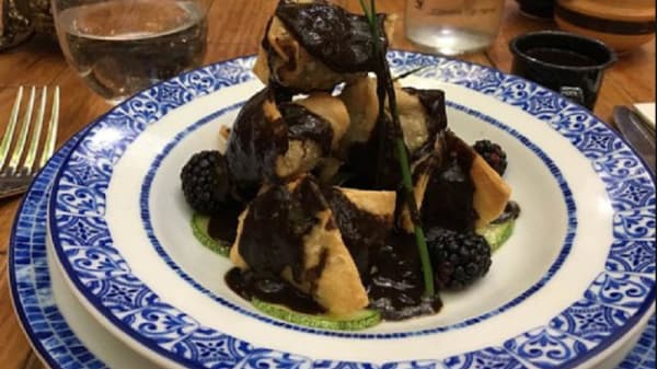 sugerencia del chef - La Cocina de la Mayora, Xochitepec