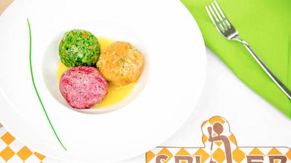Suggerimento dello chef - Spiller Brescia, Brescia