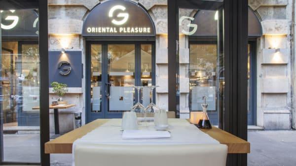 Esterno - G Sushi - Oriental Pleasure, Milano