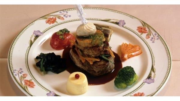 Suggestion du Chef - Hôtel Restaurant Muller, Niederbronn-les-Bains