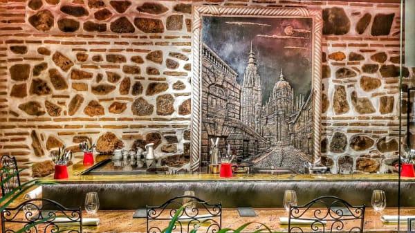Restaurante - Entre Dos Fuegos, Toledo