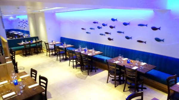 Photo 5 - Michael's Grill & Seafood Place - Old Town, Edinburgh
