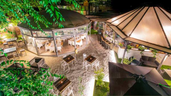 Giardino - Spoon Restaurant and Lounge, Milano