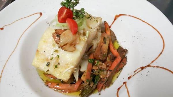 Sugestão do chef - O Jorge, Vila Baleira