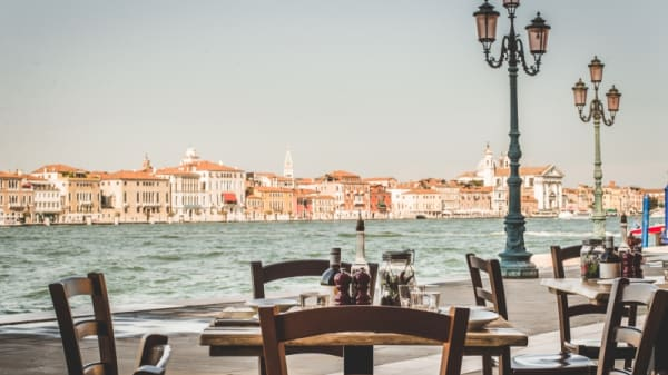 Terrazza - Bacaromi, Venice