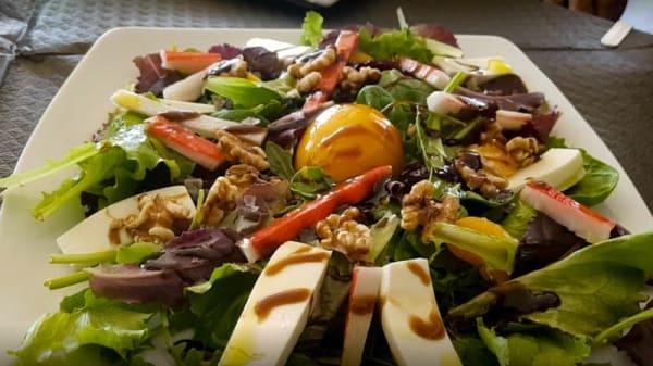 Sugerencia del chef - Montesinos, Laroles