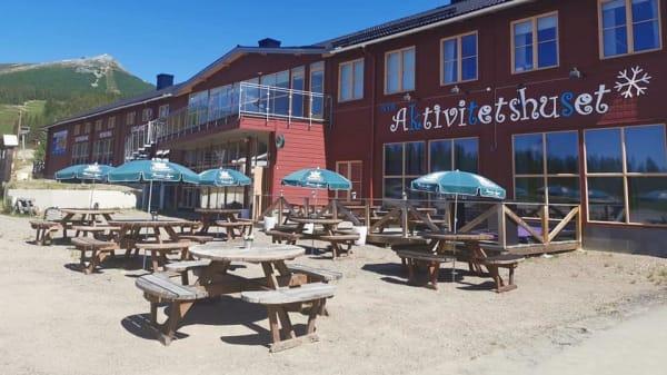 Aktivitetshuset Lofsdalen, Lofsdalen