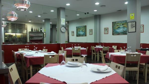 1 - El Caldero, Málaga
