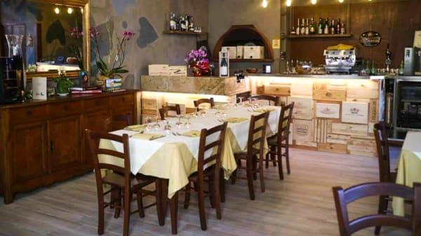Sala - Osteria dal Merlo, Ambrogio Di Torino