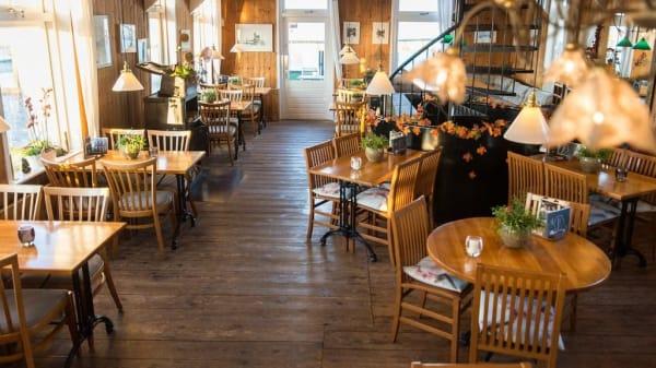 """Brasserie Restaurant """"De Taanketel"""", Marken"""