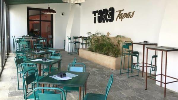 Sala - Toro Tapas, Ronda