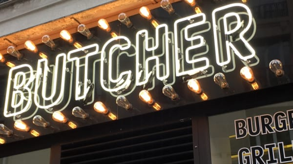 Decoratión - Le Butcher, Paris