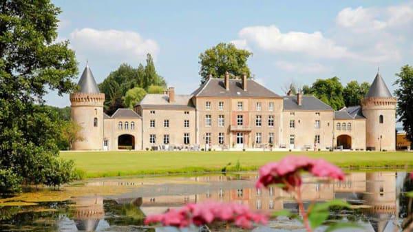 extérieur - Château du Faucon, Donchery