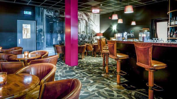het restaurant - Brasserie De Groene Buren (by Fletcher), Emmen