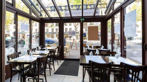 Dehor - Rev'bar, Paris