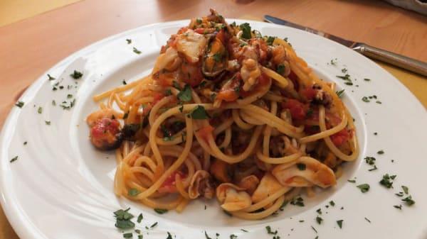 Suggerimento dello chef - Il Cuoppo Del Porto, Trapani