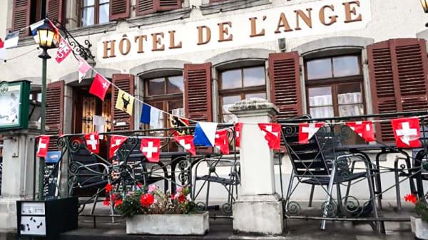 Terrasse - L'Ange - Cugy - Fribourg, Cugy