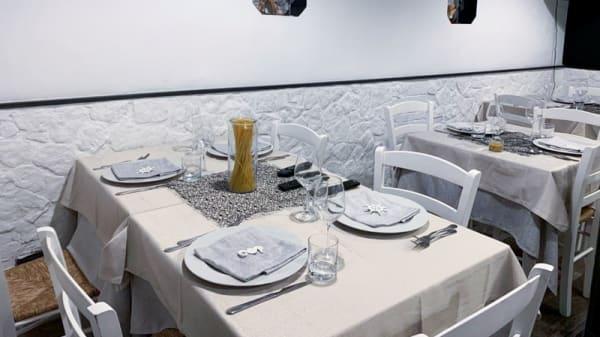 Vista sala - Fistelia Cucina Mediterranea, Pozzuoli