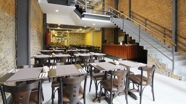 Rw ambiente 1 - u53 gastronomia, Rio de Janeiro