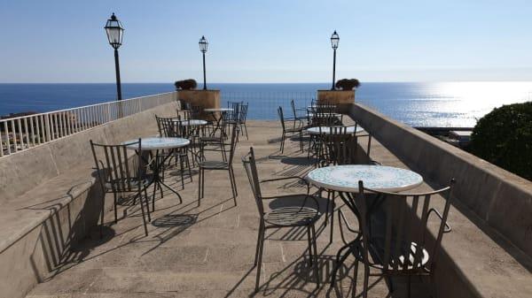Terrace - Le Clarisse, Amantea