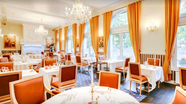 Salle du restaurant - Le Royal, Troyes