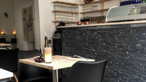 Tables - Iki Sushi Nordre Frihavnsgade, København