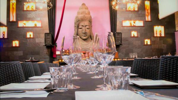 Sala del restaurante - Ladiosa Sabadell Dinner&Show, Sabadell