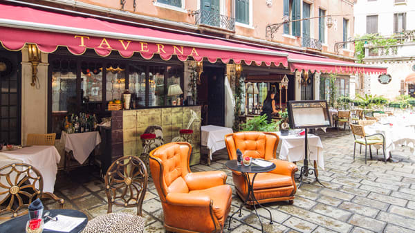 Esterno - Taverna La Fenice, Venezia