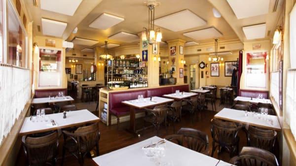 Salle du restaurant - Le Bistrot d'Ariane, Lattes