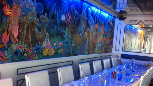 Restaurant - Les Jardins d'Agadir, Saint-Laurent-du-Var