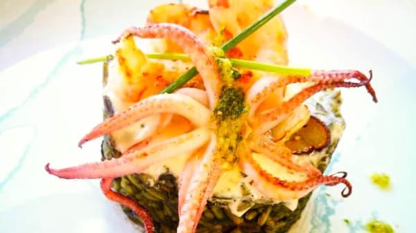 Sugerencia de plato - GastroBar La Piscina, El Gastor