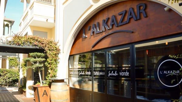 Entrée - L' Alkazar, Lattes