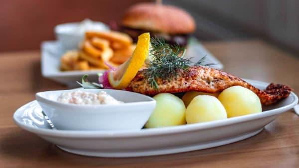 Mat - Lekhyttans Kök och Kiosk, Vintrosa
