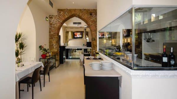 Vista sala - Déjà Vu Restaurant, Taormina