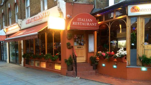 Mediterraneo Restaurant, London