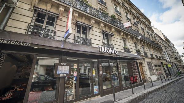 Trionfo - Trionfo, Paris
