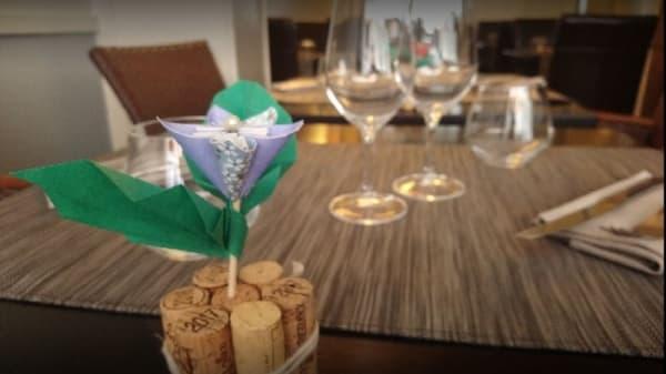 table dressée - Maezaly, Vincennes