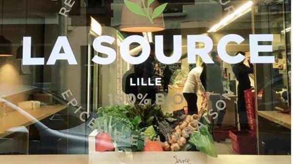 Restaurant et épicerie fine - La Source, Lille