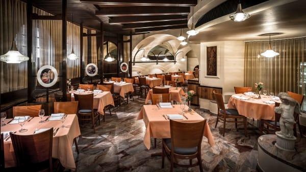 Restaurant - Ristorante dell'Angelo, Locarno