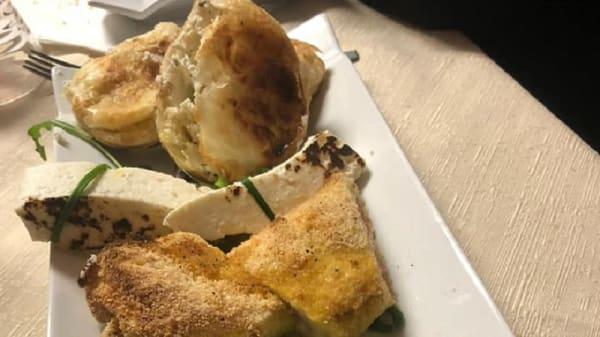 Suggerimento dello chef - San Luigi, Campodolcino