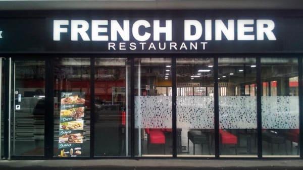 French Dinner Restaurant - French Diner, Tremblay-en-France