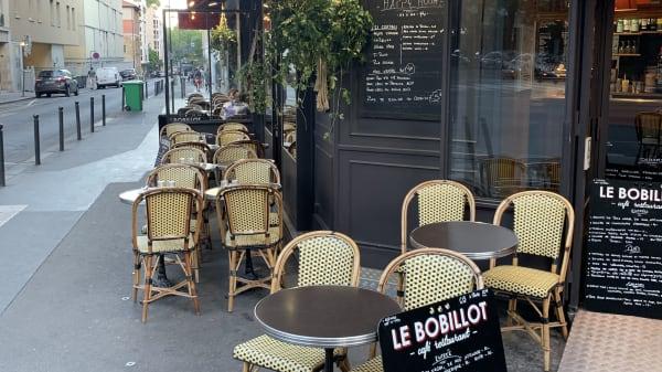 Terrasse - Le Bobillot, Paris