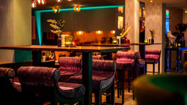Het restaurant - Oli Mazi, Utrecht