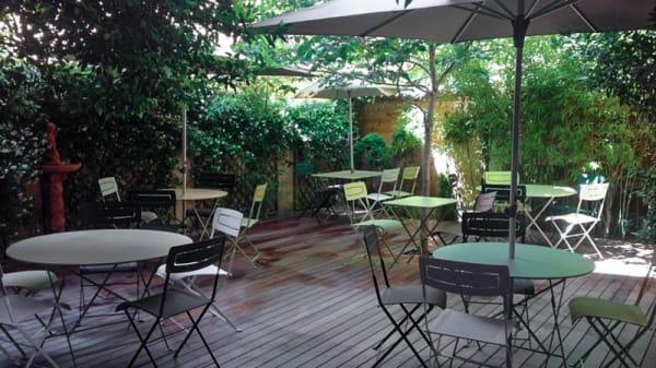 Vista terraza - Magda Subirana, Vic