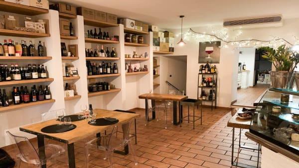Vista sala - Convivium Vino e Cucina, Santa Maria degli Angeli