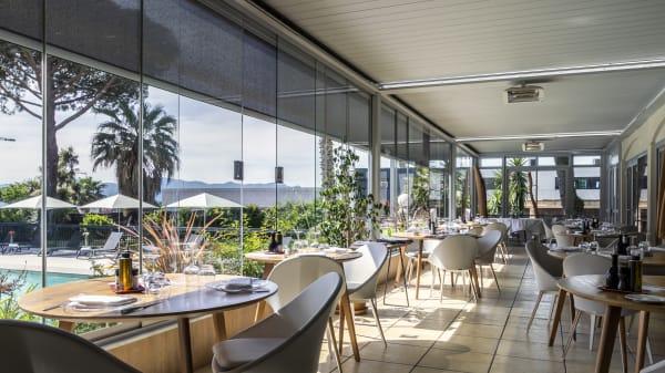 Terrasse - La Table du Mas, Perpignan