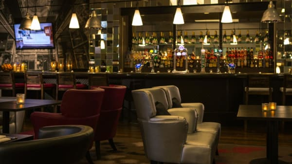 Room's view - Cast Iron Bar and Grill, Manchester