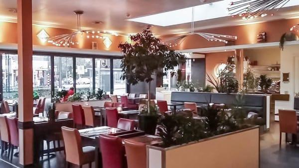 Het restaurant - Sahan Amsterdam, Ámsterdam